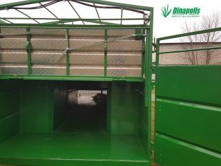 Livestock trailer DINA TRV DINAPOLIS for animals