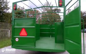 Livestock trailer DINA TRV DINAPOLIS for animals