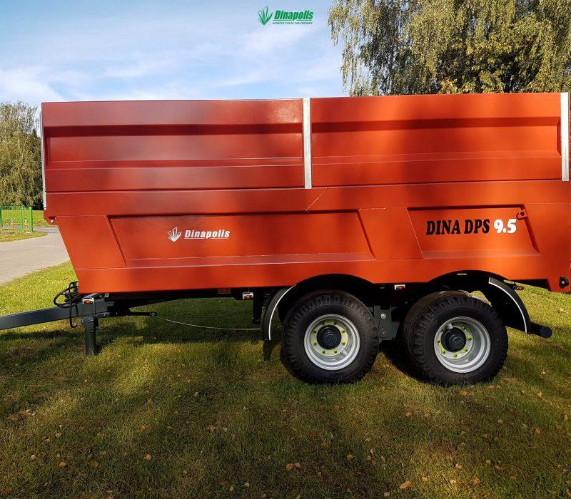 1. Dinapolis sunkiu kroviniu puspriekabe, dumper, dump trailer, tractor trailer7 copy