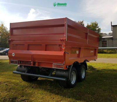 1. Dinapolis sunkiu kroviniu puspriekabe, dumper, dump trailer, tractor trailer9 copy